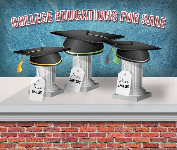 College Educations for Sale
